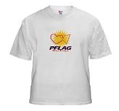 PFLAG Blue Ridge Logo T-Shirt
